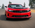2019 Chevrolet Camaro Turbo 1LE Front Wallpapers 150x120 (1)