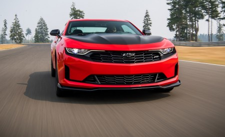 2019 Chevrolet Camaro Turbo 1LE Wallpapers HD