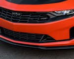 2019 Chevrolet Camaro Turbo 1LE Grill Wallpapers 150x120 (40)