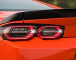 2019 Chevrolet Camaro Turbo 1LE Tail Light Wallpapers 150x120 (45)