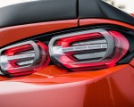 2019 Chevrolet Camaro Turbo 1LE Tail Light Wallpapers 150x120 (46)