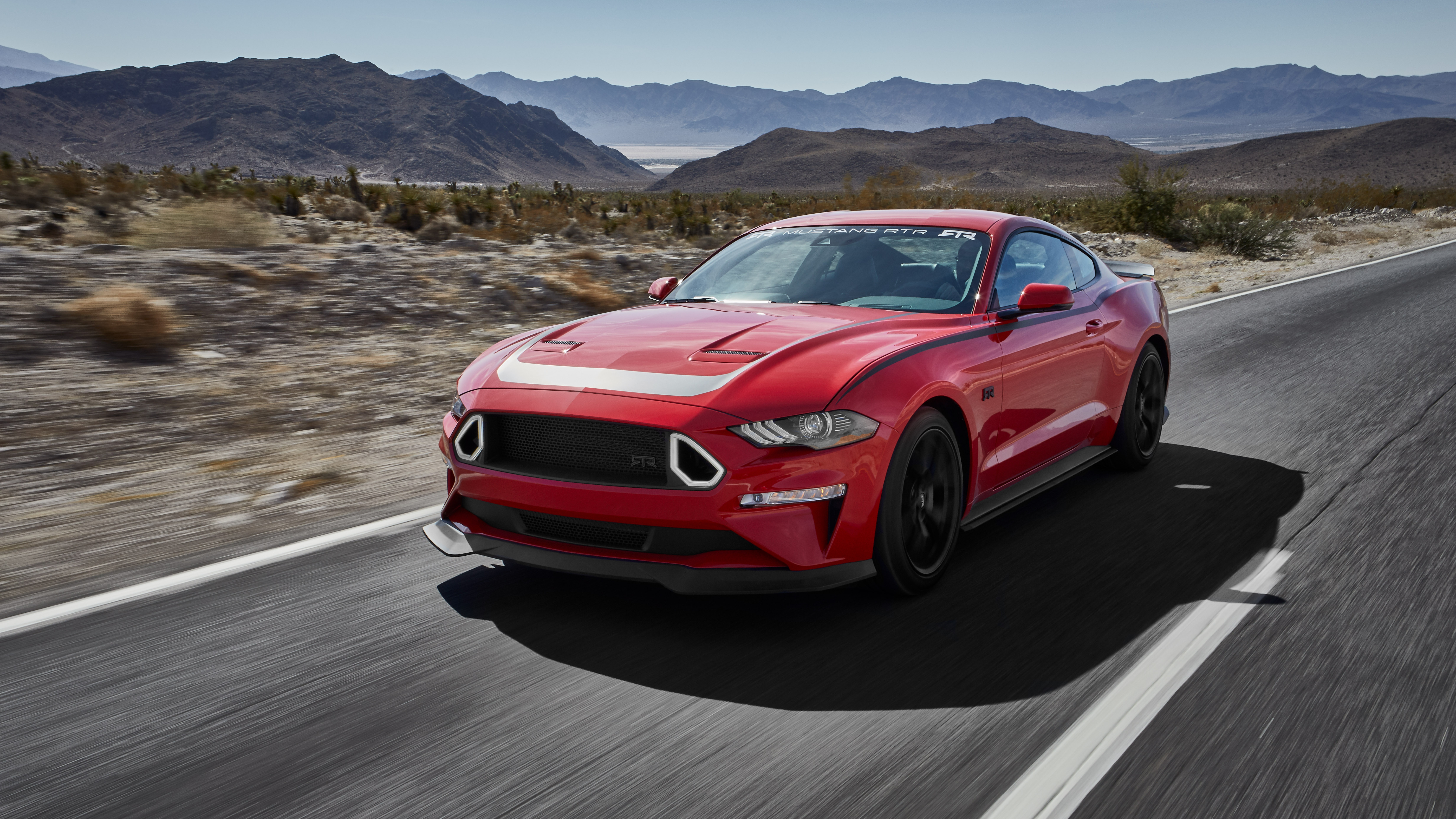 2019 Ford Mustang Series 1 RTR Front Three-Quarter Wallpaper (3)
