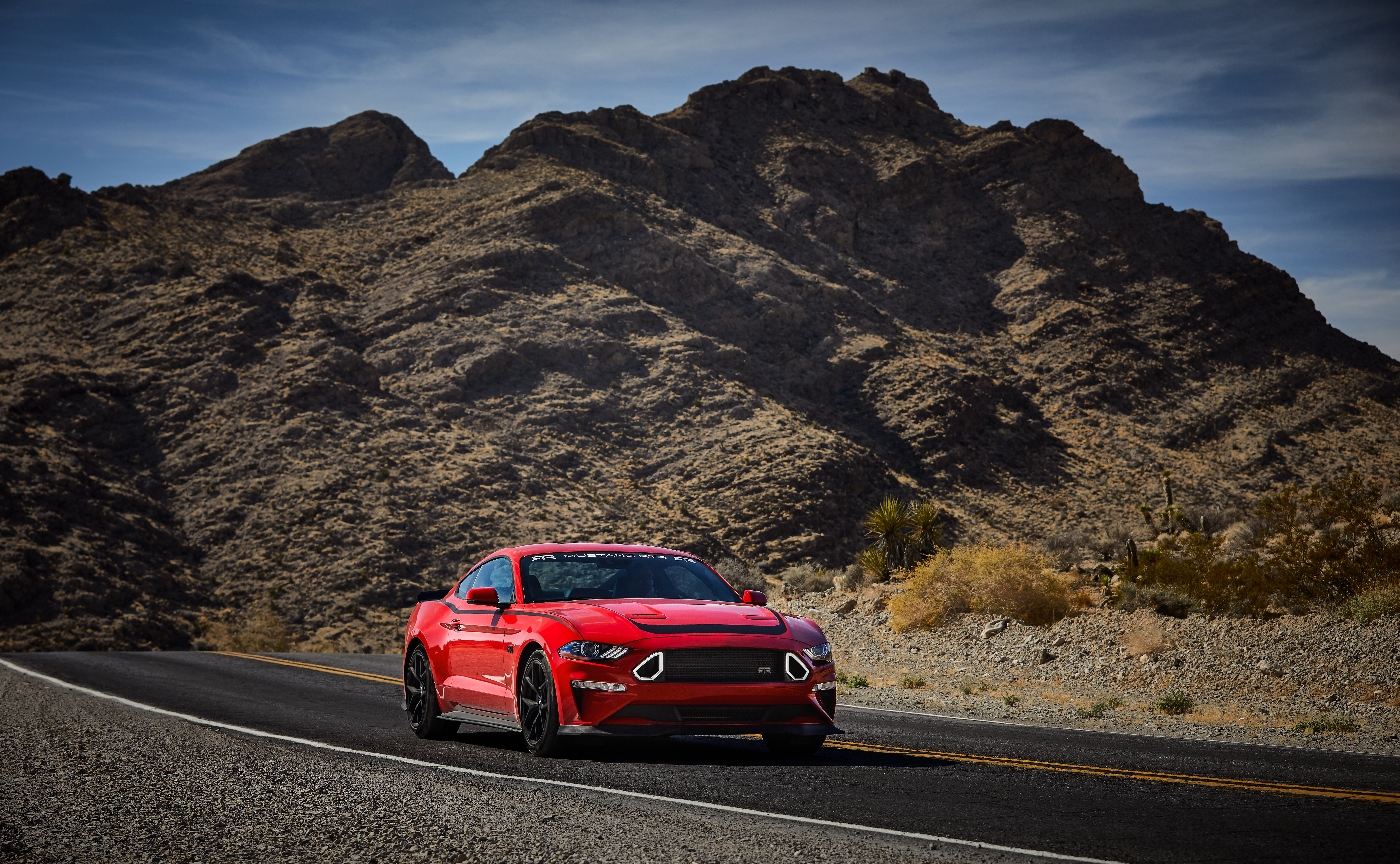 2019 Ford Mustang Series 1 RTR Front Wallpaper (4)