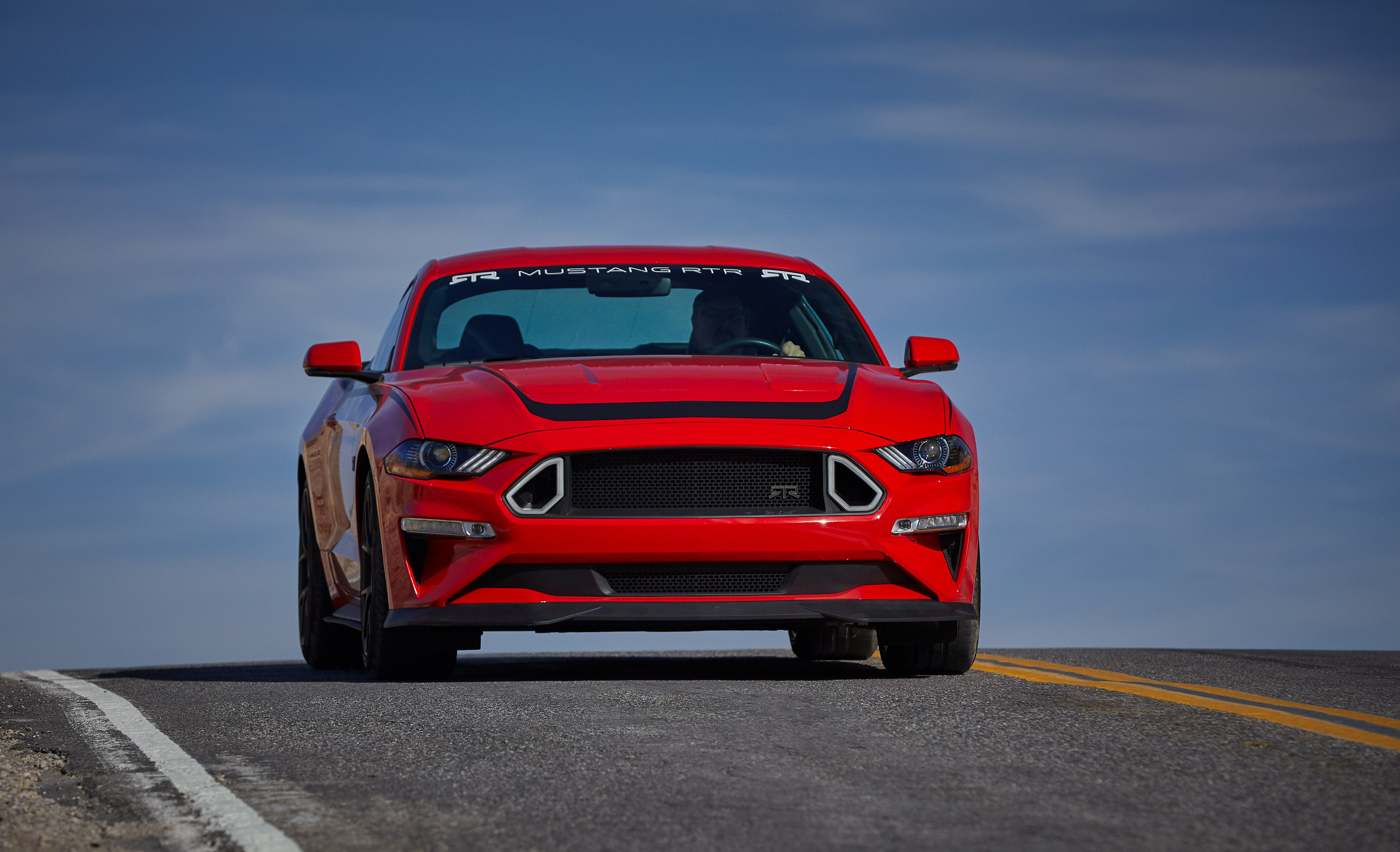 2019 Ford Mustang Series 1 RTR Front Wallpaper (2)