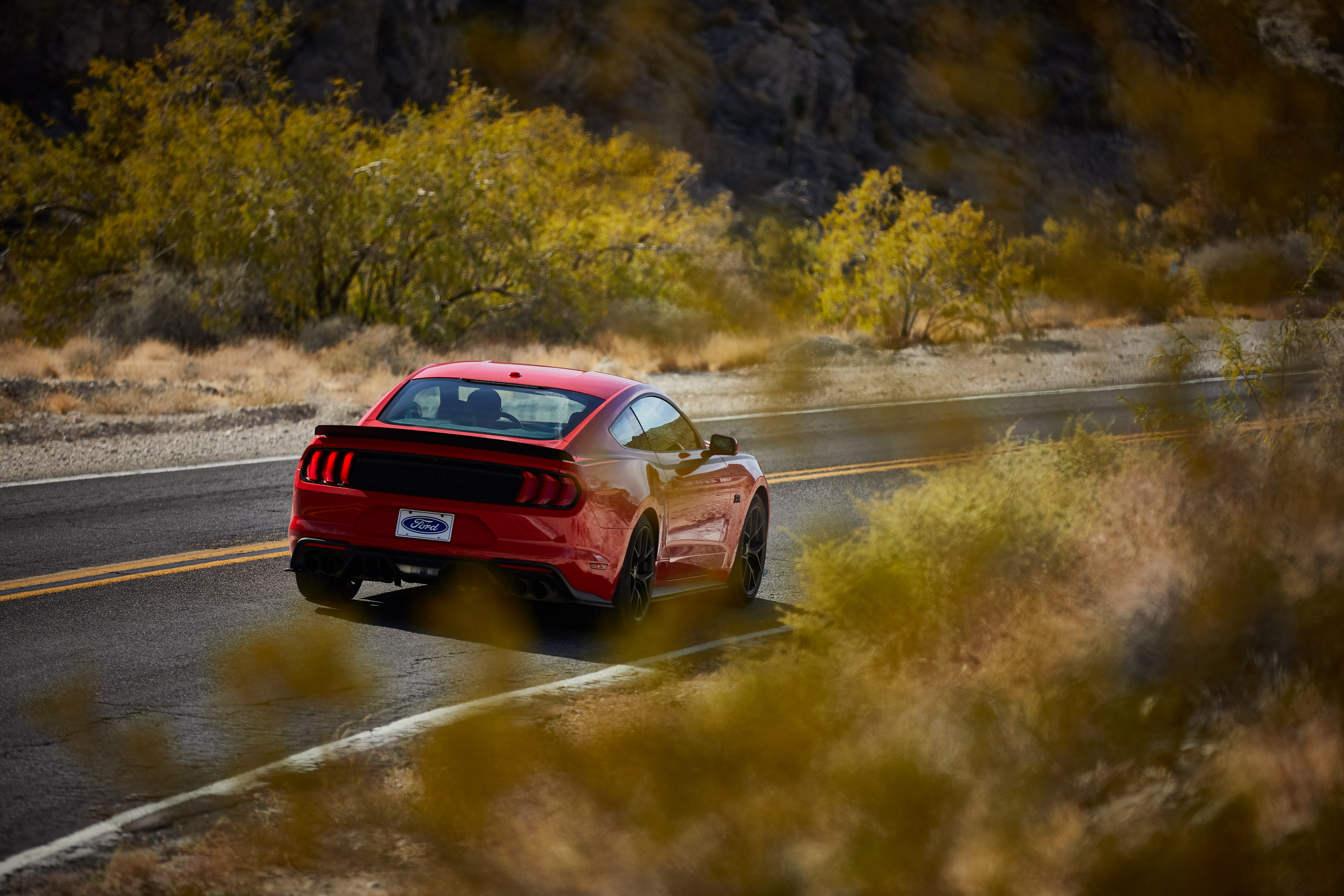 2019 Ford Mustang Series 1 RTR Rear Three-Quarter Wallpaper (5)