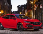 2019 Honda Civic Type R (Color: Rallye Red) Front Three-Quarter Wallpapers 150x120 (48)