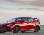 2019 Honda Civic Type R (Color: Rallye Red) Front Three-Quarter Wallpapers 150x120 (23)
