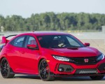 2019 Honda Civic Type R (Color: Rallye Red) Front Three-Quarter Wallpaper 150x120 (7)