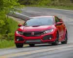 2019 Honda Civic Type R (Color: Rallye Red) Front Three-Quarter Wallpapers 150x120 (2)