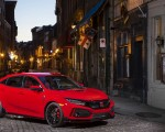 2019 Honda Civic Type R (Color: Rallye Red) Front Three-Quarter Wallpaper 150x120 (25)