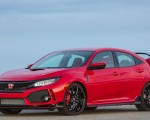 2019 Honda Civic Type R (Color: Rallye Red) Front Three-Quarter Wallpapers 150x120 (17)