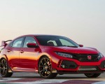 2019 Honda Civic Type R (Color: Rallye Red) Front Three-Quarter Wallpapers 150x120 (26)