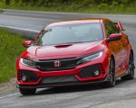 2019 Honda Civic Type R (Color: Rallye Red) Front Wallpapers 150x120 (10)