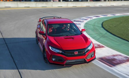 2019 Honda Civic Type R Wallpapers HD