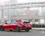 2019 Honda Civic Type R (Color: Rallye Red) Rear Three-Quarter Wallpapers 150x120 (40)