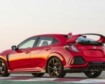2019 Honda Civic Type R (Color: Rallye Red) Rear Three-Quarter Wallpaper 150x120 (30)