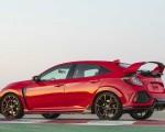 2019 Honda Civic Type R (Color: Rallye Red) Rear Three-Quarter Wallpapers 150x120 (19)