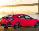 2019 Honda Civic Type R (Color: Rallye Red) Rear Three-Quarter Wallpapers 150x120 (31)