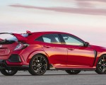 2019 Honda Civic Type R (Color: Rallye Red) Rear Three-Quarter Wallpaper 150x120 (20)