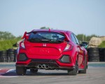 2019 Honda Civic Type R (Color: Rallye Red) Rear Wallpapers 150x120 (13)