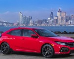 2019 Honda Civic Type R (Color: Rallye Red) Side Wallpapers 150x120 (44)