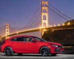 2019 Honda Civic Type R (Color: Rallye Red) Side Wallpapers 150x120 (45)