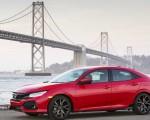 2019 Honda Civic Type R (Color: Rallye Red) Side Wallpapers 150x120 (42)