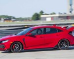 2019 Honda Civic Type R (Color: Rallye Red) Side Wallpapers 150x120 (22)
