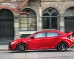 2019 Honda Civic Type R (Color: Rallye Red) Side Wallpapers 150x120 (14)