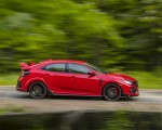 2019 Honda Civic Type R (Color: Rallye Red) Side Wallpapers 150x120 (6)