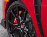 2019 Honda Civic Type R (Color: Rallye Red) Wheel Wallpaper 150x120 (50)