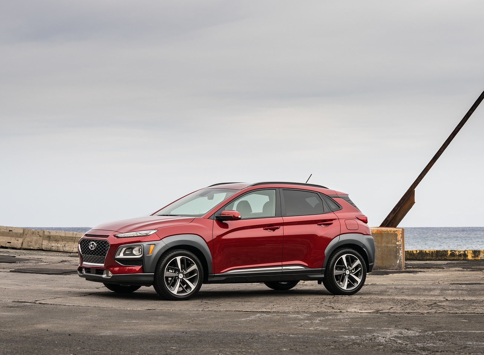 2019 Hyundai Kona Front Three-Quarter Wallpaper (9)