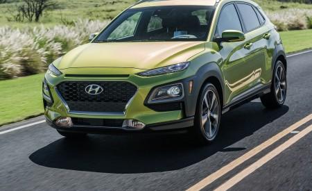2019 Hyundai Kona Front Three-Quarter Wallpaper 450x275 (53)