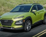 2019 Hyundai Kona Front Three-Quarter Wallpaper 150x120 (41)