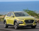2019 Hyundai Kona Front Three-Quarter Wallpaper 150x120 (46)