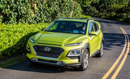 2019 Hyundai Kona Front Three-Quarter Wallpaper 450x275 (55)