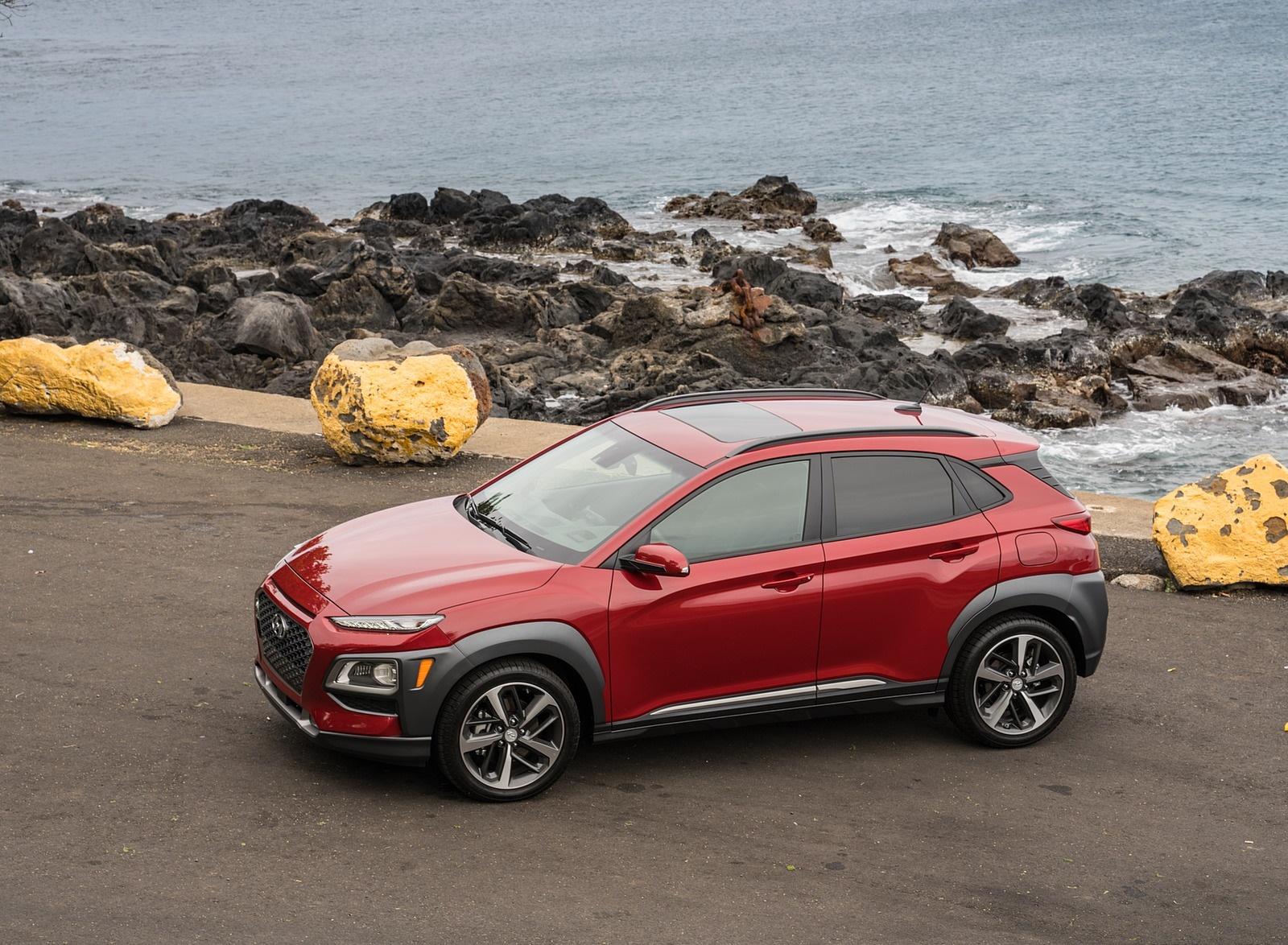 2019 Hyundai Kona Front Three-Quarter Wallpaper (13)