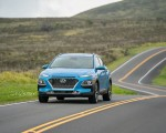 2019 Hyundai Kona Front Three-Quarter Wallpaper 150x120 (35)