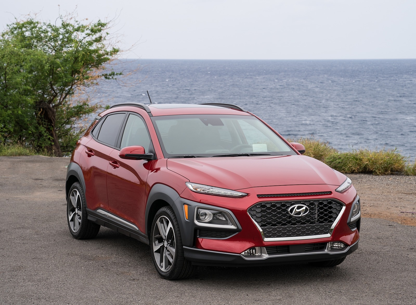 2019 Hyundai Kona Front Three-Quarter Wallpaper (6)