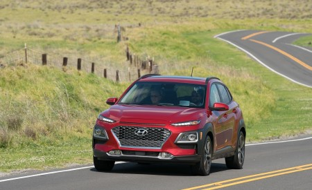 2019 Hyundai Kona Wallpapers HD