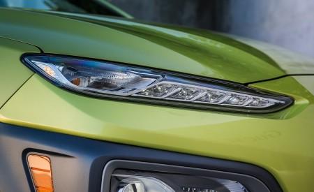 2019 Hyundai Kona Headlight Wallpaper 450x275 (113)