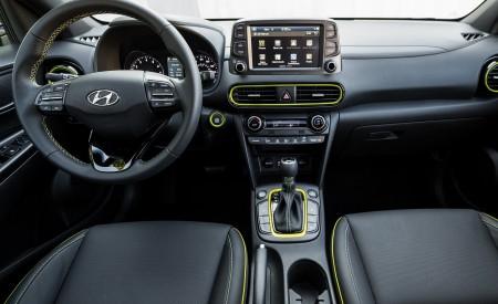 2019 Hyundai Kona Interior Cockpit Wallpaper 450x275 (122)