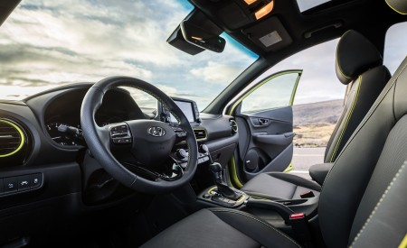 2019 Hyundai Kona Interior Wallpaper 450x275 (123)