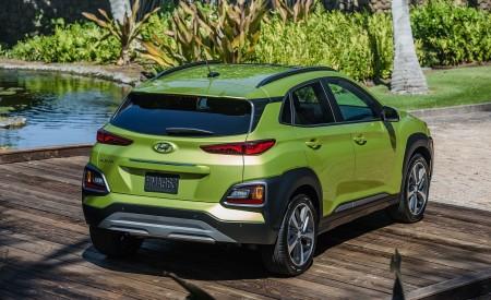 2019 Hyundai Kona Rear Three-Quarter Wallpaper 450x275 (84)