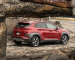 2019 Hyundai Kona Rear Three-Quarter Wallpaper 150x120 (16)