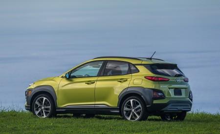 2019 Hyundai Kona Rear Three-Quarter Wallpaper 450x275 (86)