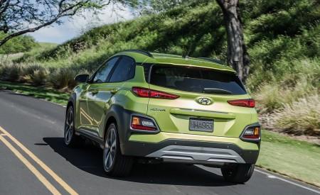 2019 Hyundai Kona Rear Three-Quarter Wallpaper 450x275 (58)