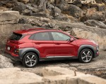 2019 Hyundai Kona Rear Three-Quarter Wallpaper 150x120 (17)