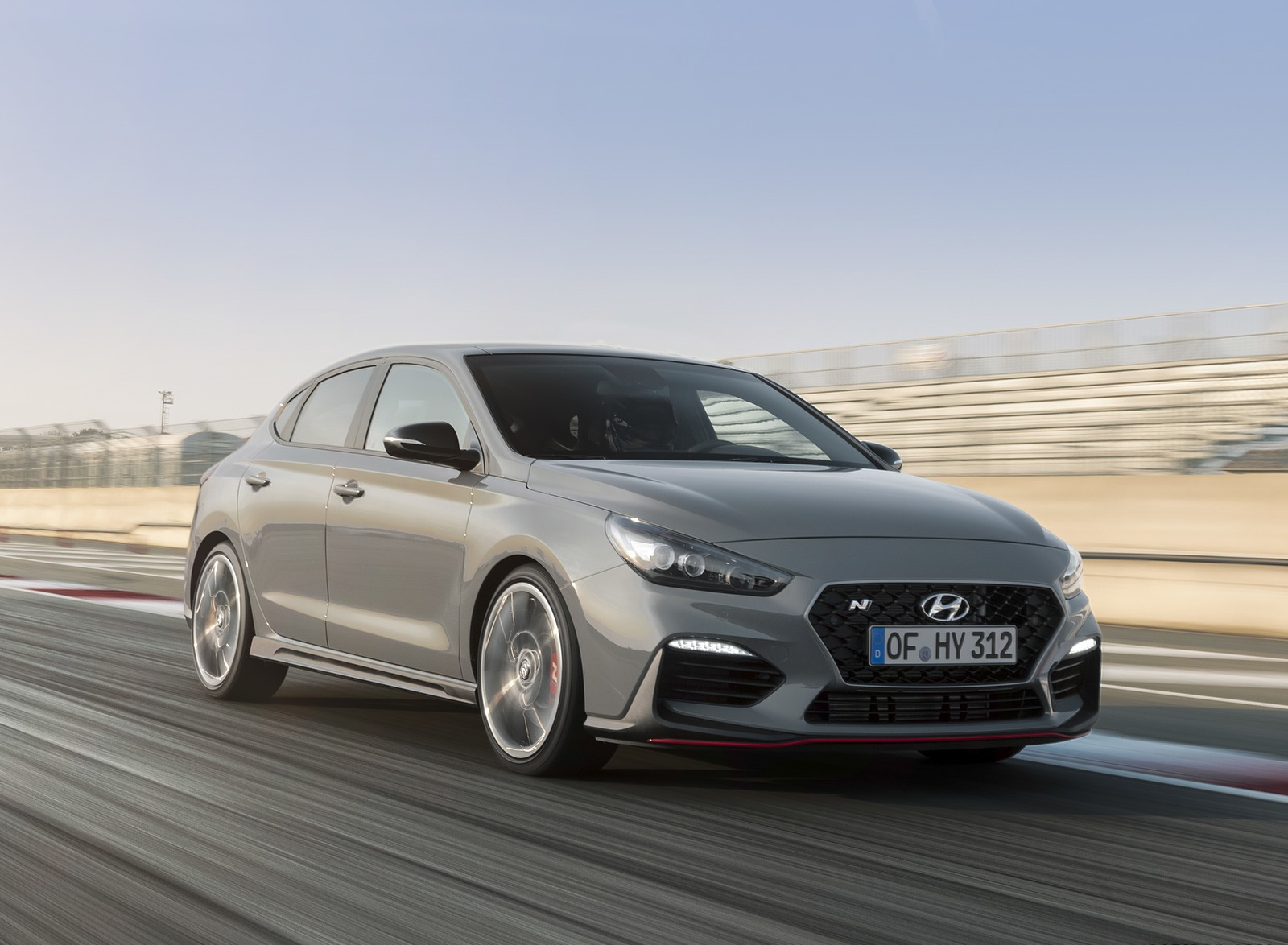 2019 Hyundai i30 Fastback N Front Three-Quarter Wallpapers (8)