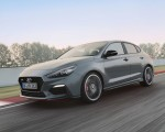 2019 Hyundai i30 Fastback N Front Three-Quarter Wallpapers 150x120 (3)